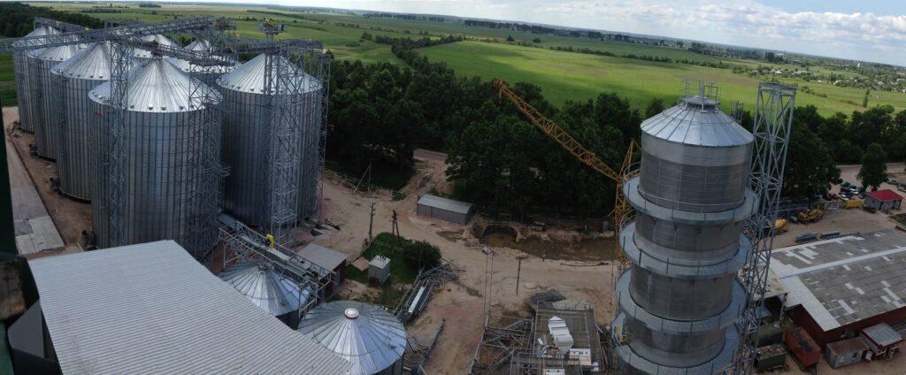 Елеваторні комплекси в Україні