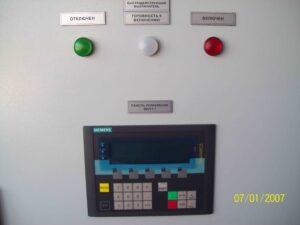 ДП «Сименс Украина» - изготовление шкафов управления