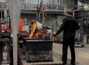Впровадження АСУ розливу рідкого чавуну