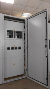 Низковольтное распределительное устройство РУНН-0,4 кВ