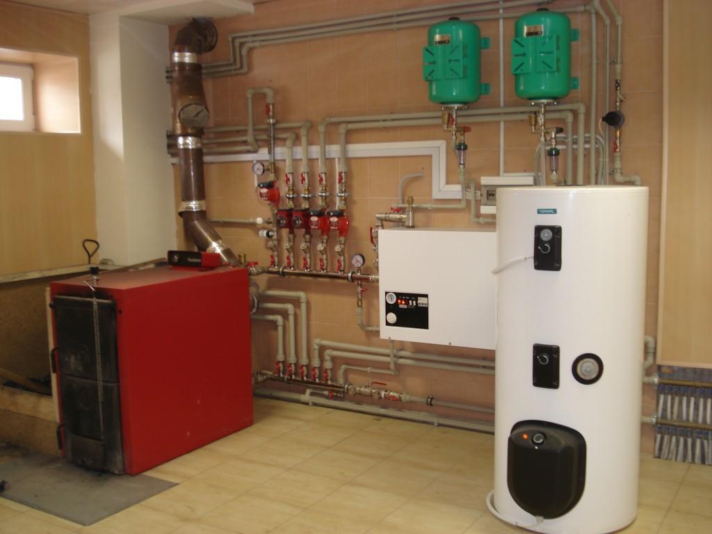 Разработка систем отопления