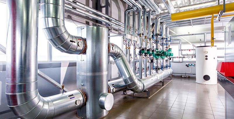 Системи опалення - Prisma Energy Group