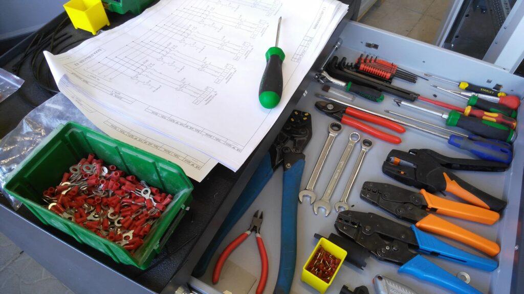 Инструменты компании