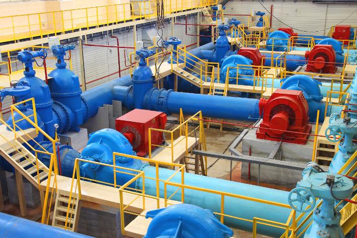 Насосні станції - Prisma Energy Group