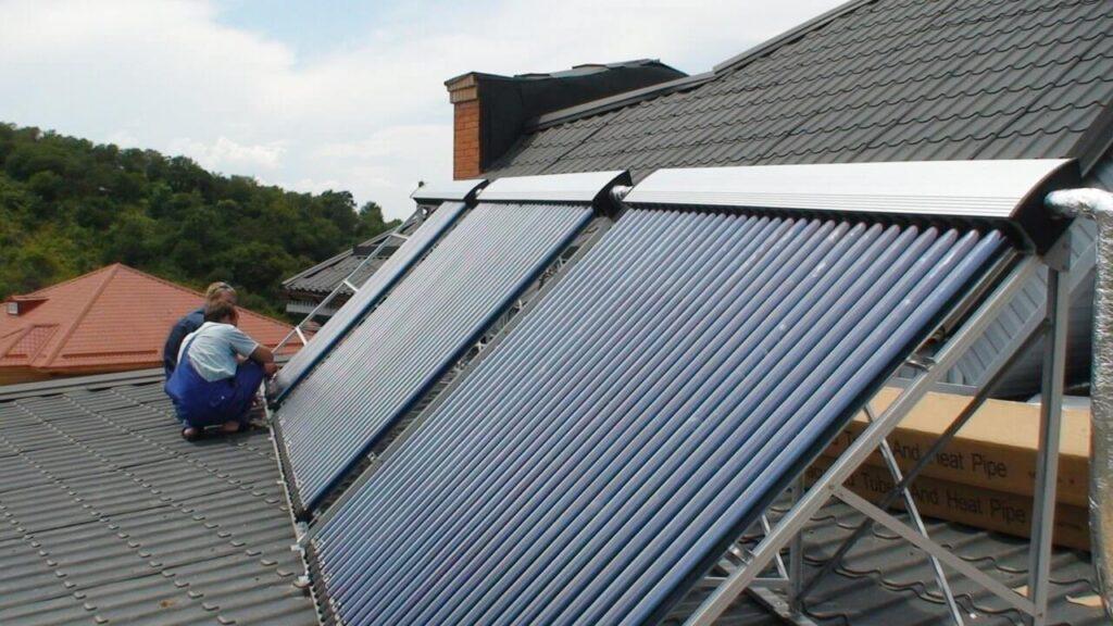 Prisma Energy Group - солнечные коллекторы