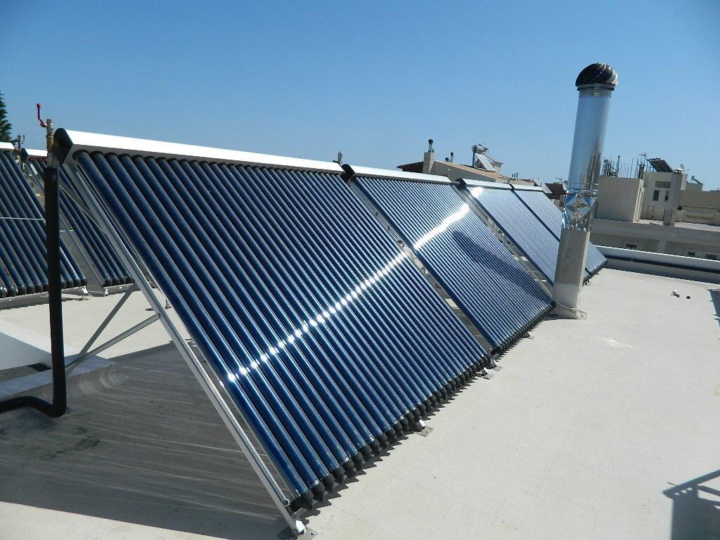 Солнечные коллекторы от Prisma Energy Group
