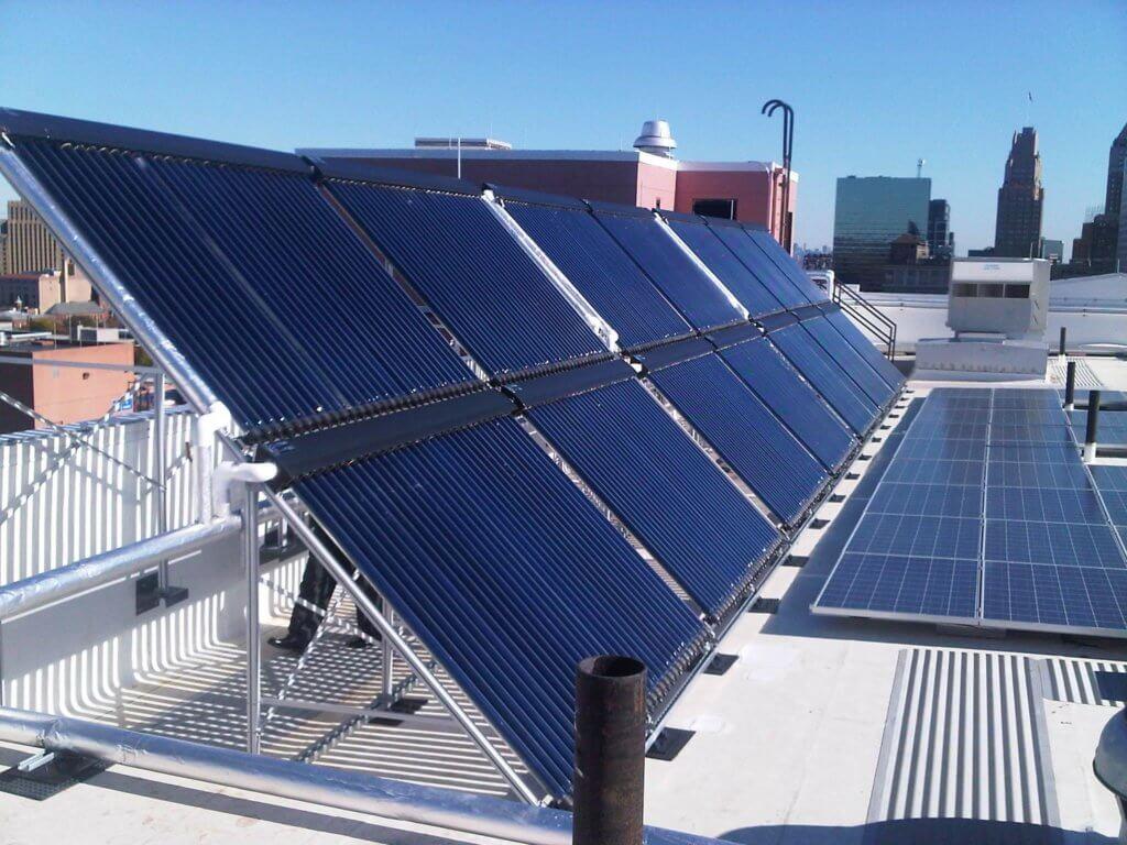 Сонячні колектори від Prisma Energy Group