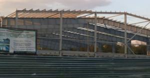 Ледовая арена в г. Краматорск
