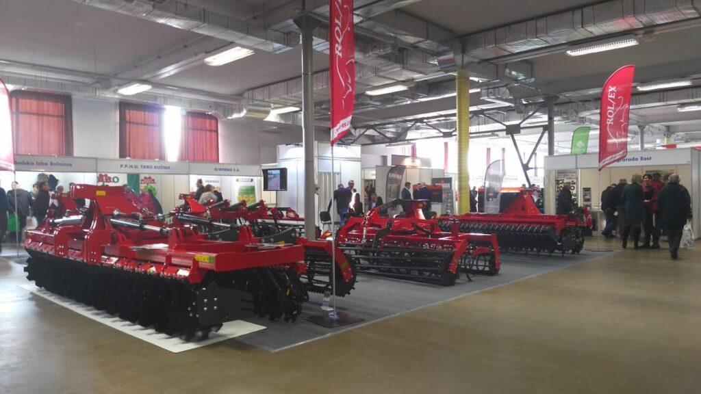 Міжнародна агропромислова виставка «EuroAGRO-2107»