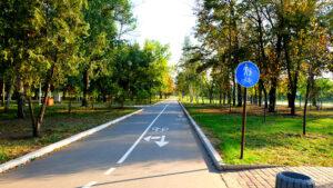 Сад Бернацького - реконструкція