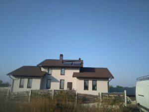 Приватний будинок у с. Черкаська Лозова