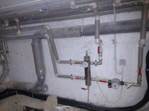 Гелиосистема для горячего водоснабжения