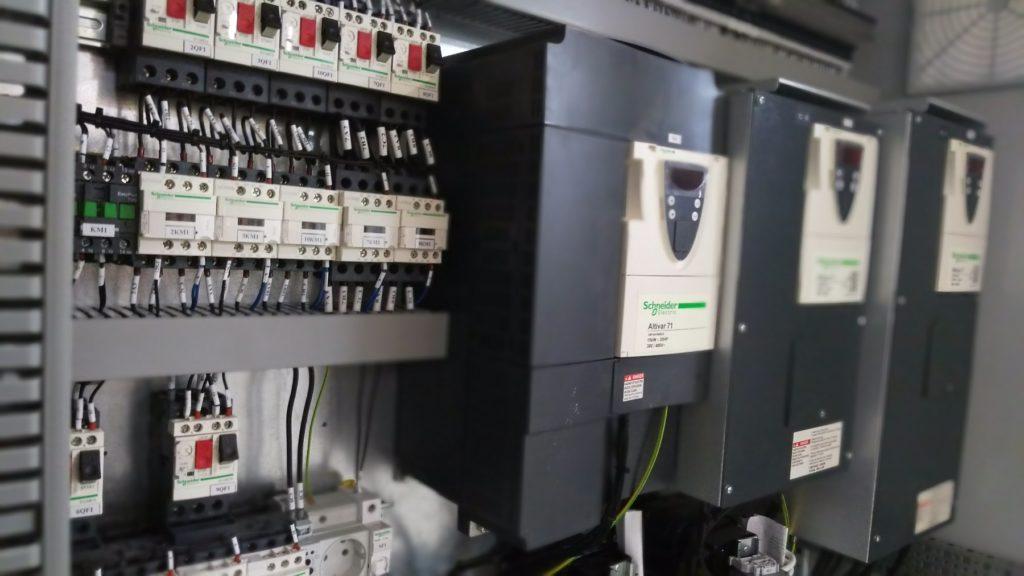 Модернизация координатно-расточного станка
