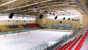 Проект строительства Ледовой арены в Краматорске
