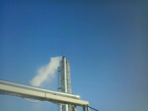 Будівництво димової труби