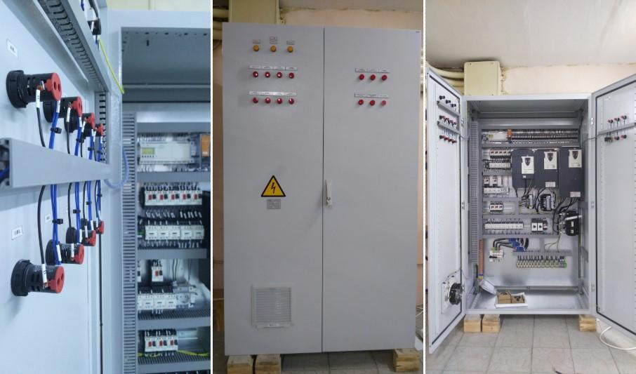 АСУ станком обработки гильз для ДВС