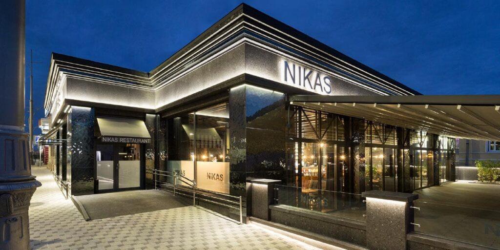 Ресторан Nikas