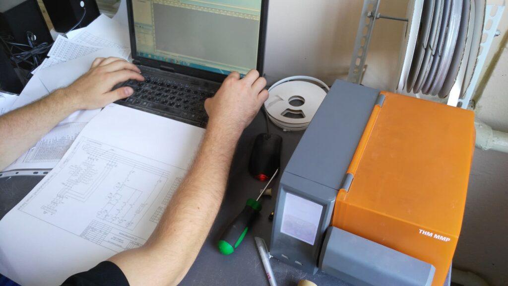 Разработка маркировочного станка