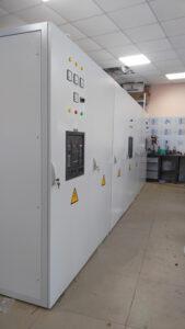 Низковольтное распределительное устройство РУНН-0,4 кВ для ООО «Северодонецкий АЗОТ»