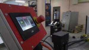 Верстат для обробки струмопровідних шин SH 600 Platinum