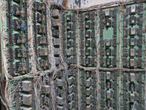 Балівський елеватор до початку робіт по модернізації