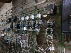 Балівський елеватор до початку модернізації