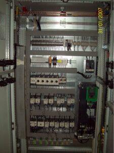 Автоматизация элеватора - Житомирская область