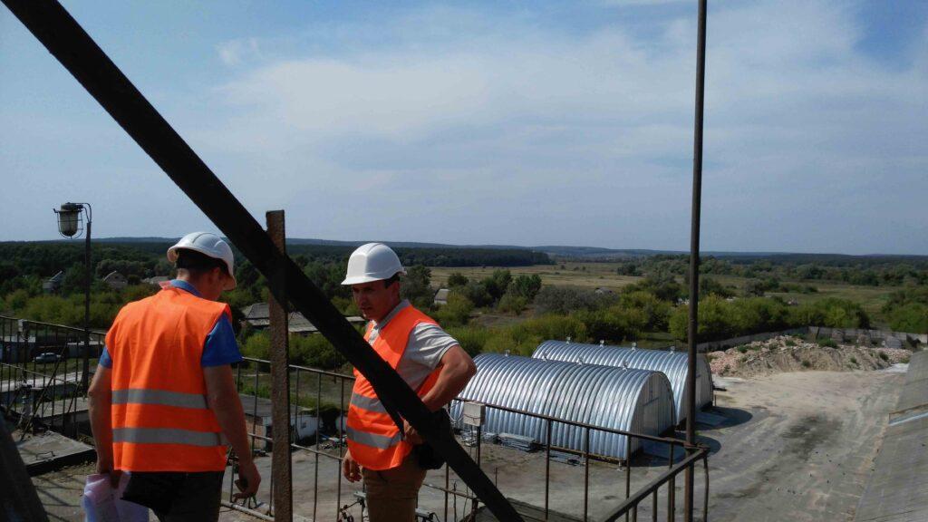 ООО «Призма Энерджи Групп» - строительство элеватора в Волчанске
