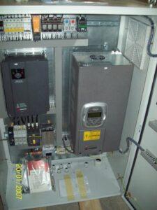 Поставка шкафов управления центрифугой очистки бурового раствора - Украина