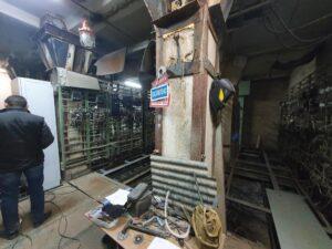 Балівський елеватор до модернізації