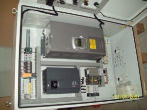 Шкаф управления центрифугой (Украина)