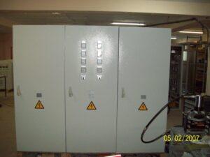 Кондитерська фабрика «А.В.К.» - шафи управління