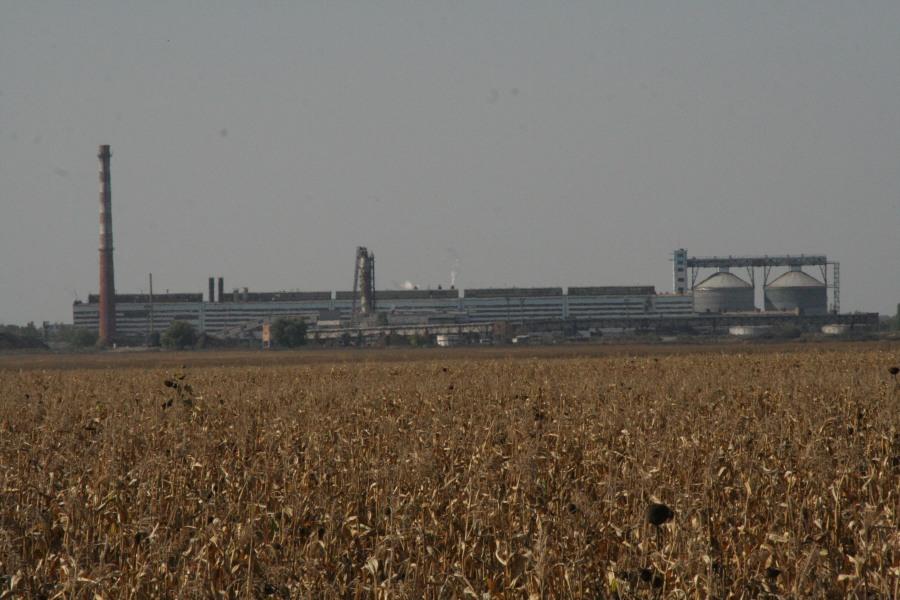 Новооржицький цукровий завод