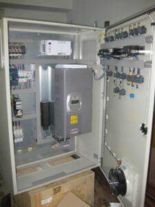 Шкаф управления центрифугой